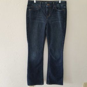 Joe's Jeans Muse Size 29 Dark Wash Boot Cut Cotton